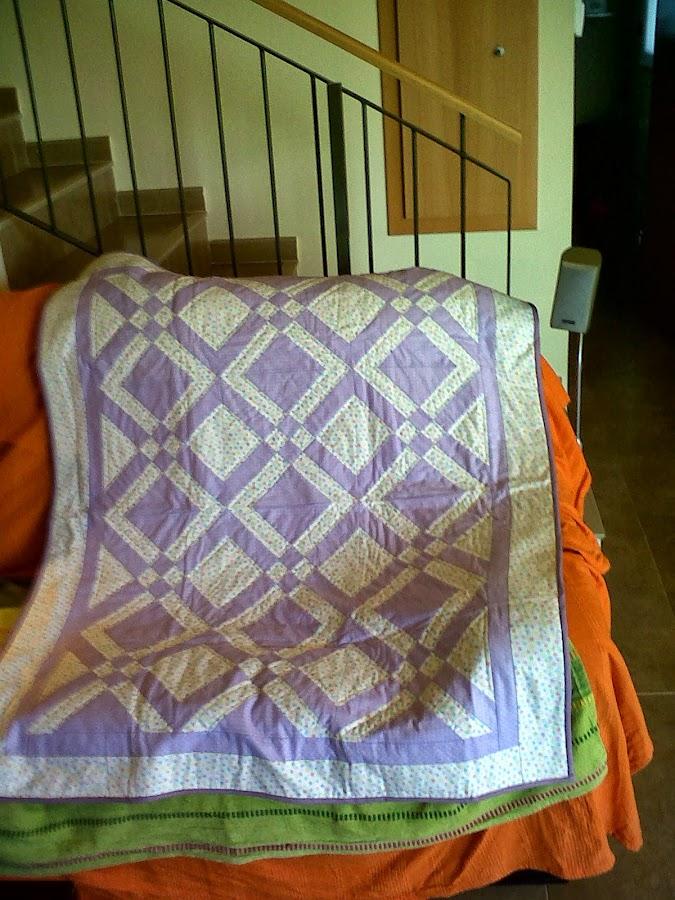 Como hacer manta patchwork - Como hacer mantas de patchwork ...