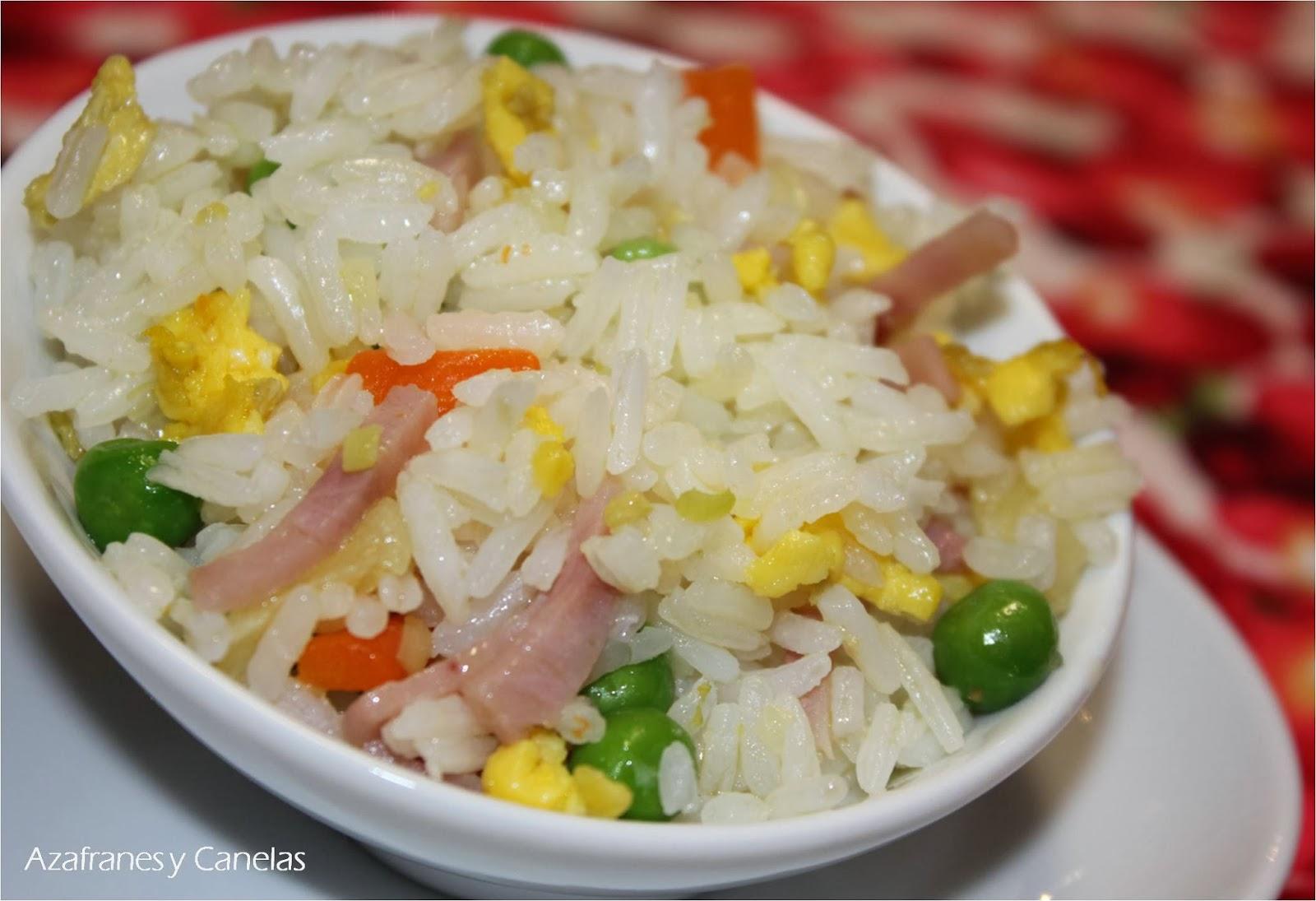 Arroz tres delicias azafranes y canelas for Cocinar arroz 3 delicias