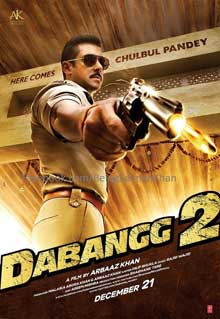 Dabangg 2 Cast and Crew