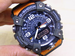 CASIO G-SHOCK MUD MASTER QUAD SENSOR GG-B100-1A9DR