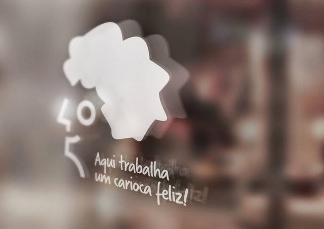 Logotipo Rio 450 Anos