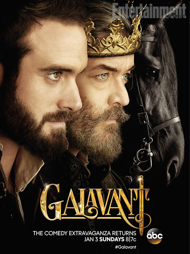 Hoàng Tử Galavant 2
