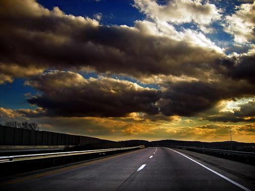 ..the road i follow