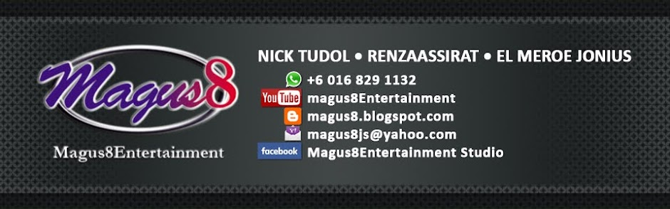 Magus8Entertainment Studio