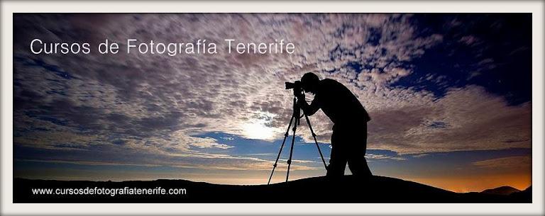 Cursos de Fotografia Tenerife