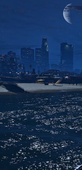 GTA 5 background 2