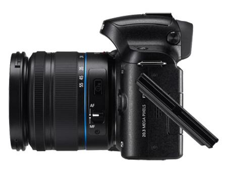 Samsung NX20 Lens