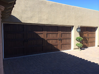Wood Garage Doors Cedar
