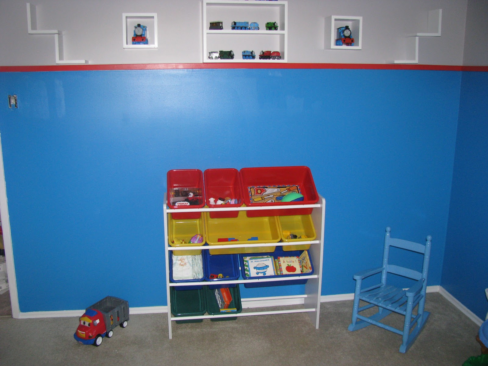 51 best images about Think tank for Thomas the Train bedroom re-do ...