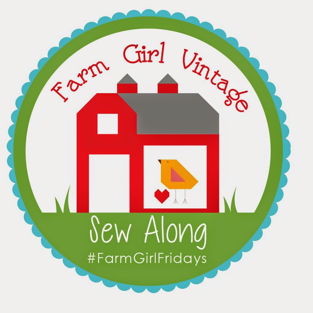 Farm Girl Vintage Sew Along Featured Blogger