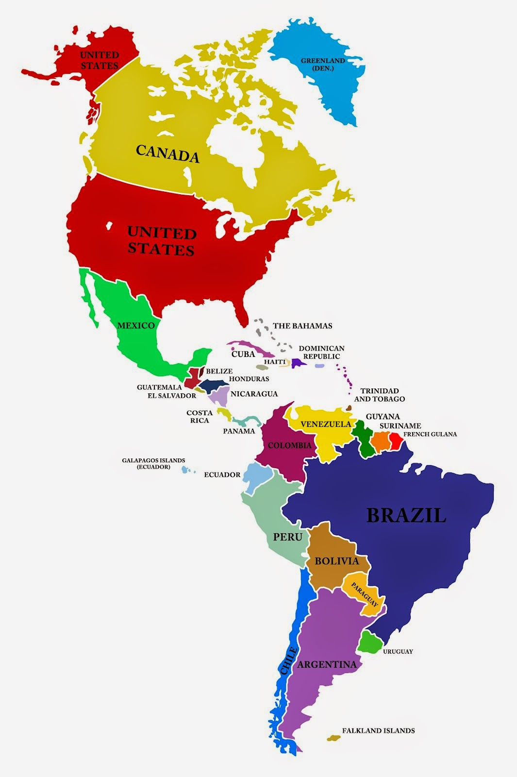 SCIENCE AT SCHOOL GEOGRAPHY TH GRADE - Mapa politico de america central juego