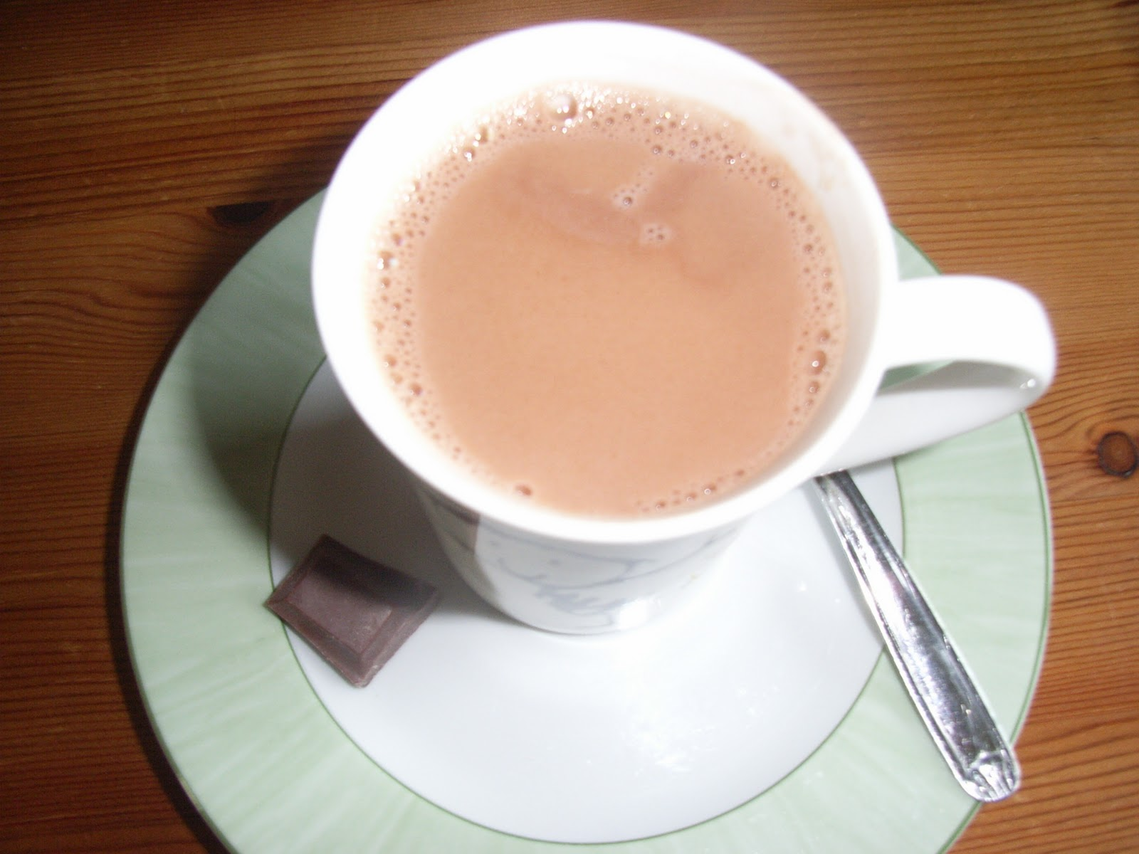 allergique et gourmand un bon chocolat chaud sans lait de vache. Black Bedroom Furniture Sets. Home Design Ideas