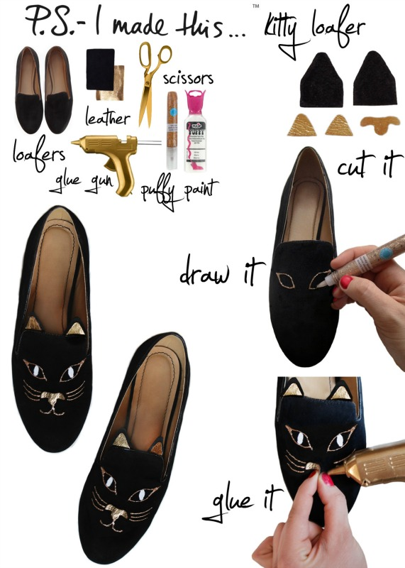 Shoe makeovers paint them for Diy shoes design