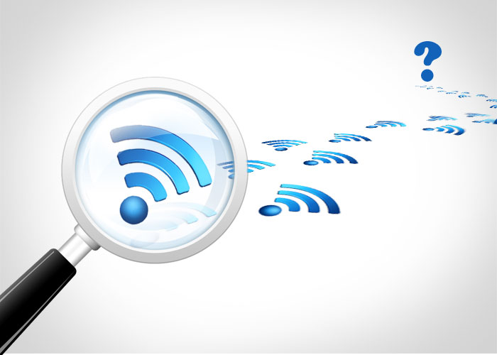 How to find your wifi password hp
