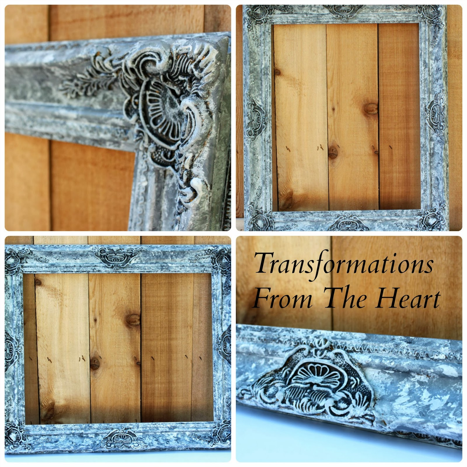 hand painted frame