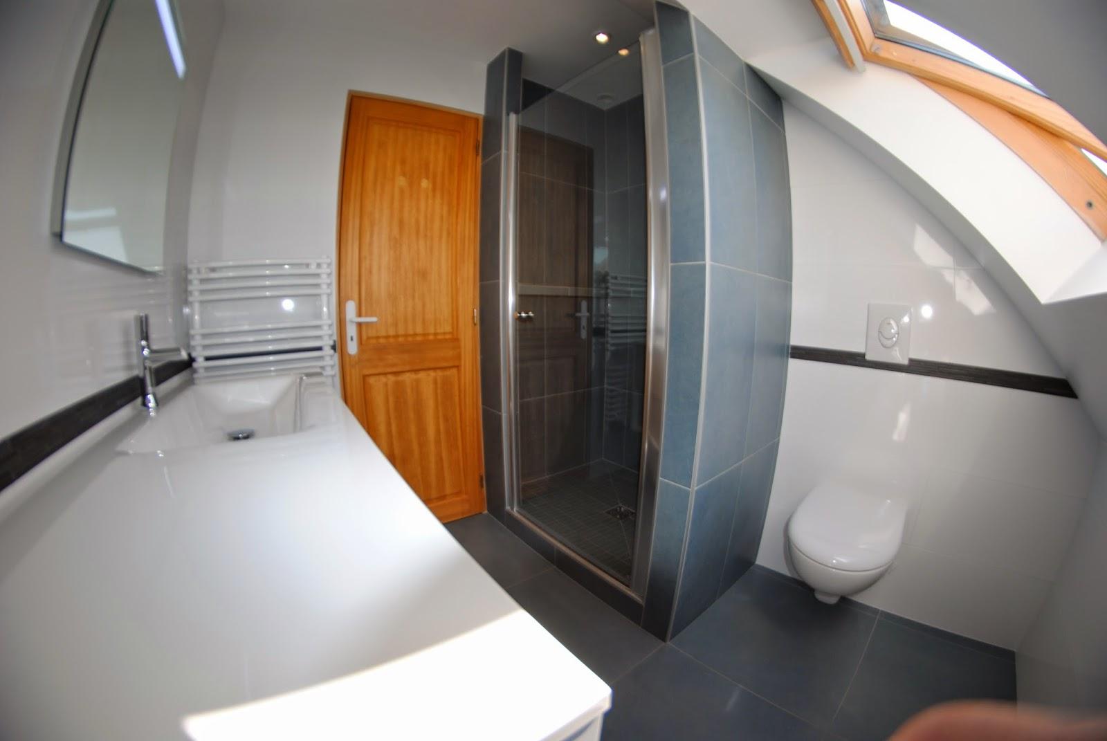 #86481B CREATION DE SALLES DE BAINS DOUCHE A L' ITALIENNE ET  2743 petite salle de bain haut de gamme 1600x1071 px @ aertt.com