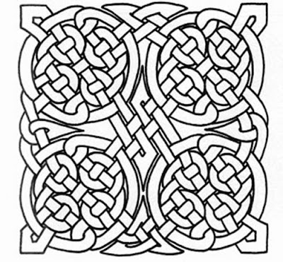 Celtic Knot Designs Patterns