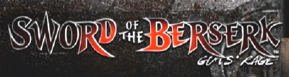 Sword of the Beserk: Guts' Rage