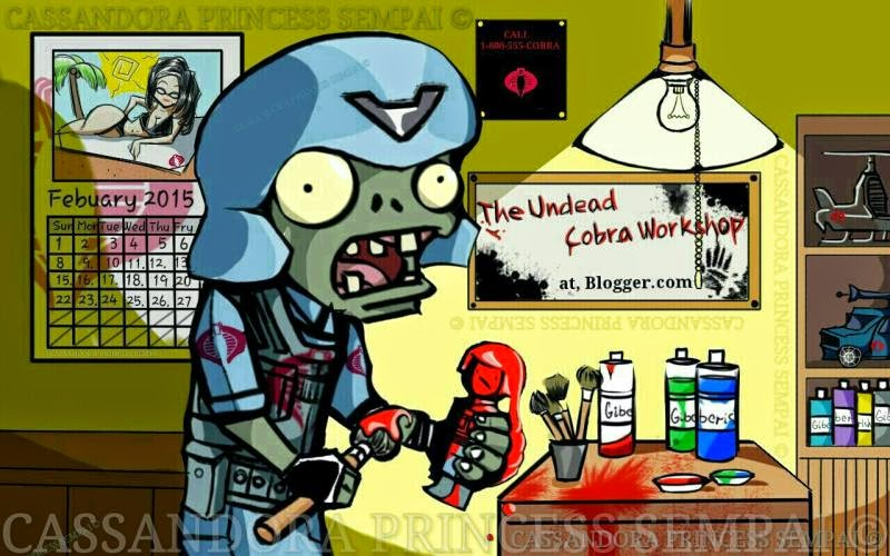 The Undead Cobra Workshop