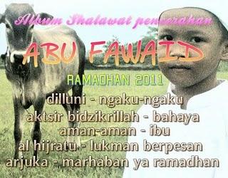 Koleksi Sholawat Abu Fawaid