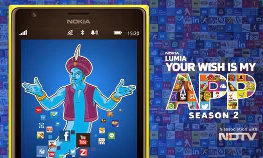 Indiblogger meet with Gadget Guru and My Nokia Camera Cheater App idea