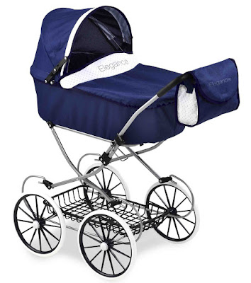 TOYS : JUGUETES - ARIAS Elegance Carrito de paseo para muñecas Producto Oficial | Ref.40211 | A partir de 3 años Comprar en Amazon España
