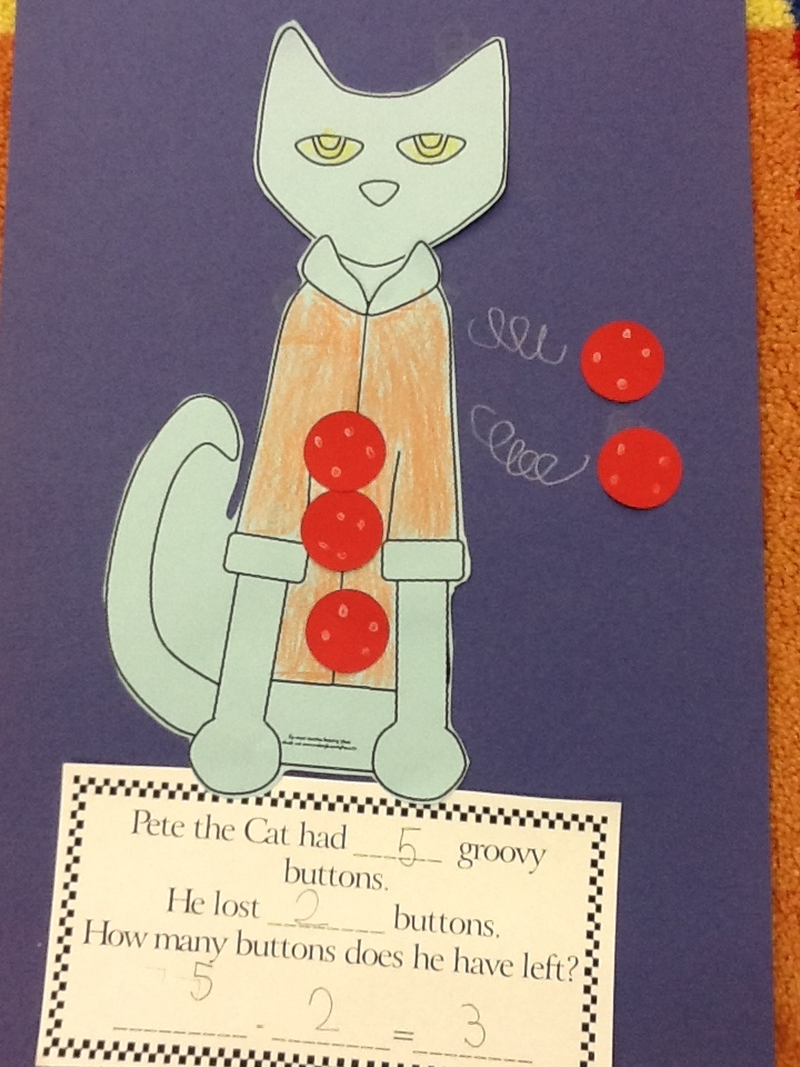 Christina's Kinder Blossoms: Pete the Cat Books on the Big Reading Day