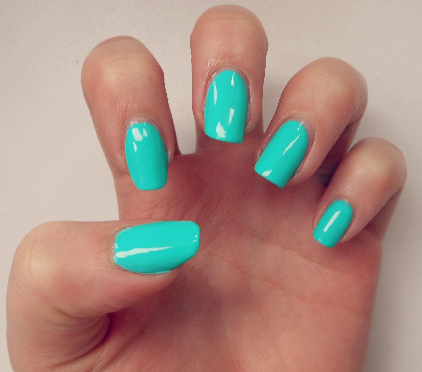 Nail Polish Nice Colors: How To Become Fashionable : 7 Great Nail Polish Colours