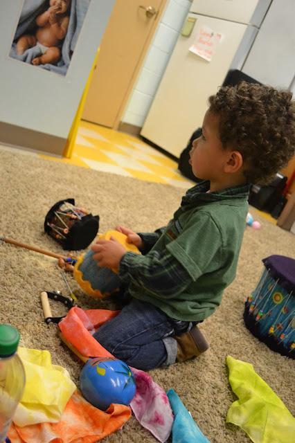 Handmade Rhythm Drums