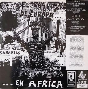 RECOPILATORIO PUBLICADA EN 1993... CUATRO BANDA CANARIAS ... en él pusimos toda nuestra ilusión...