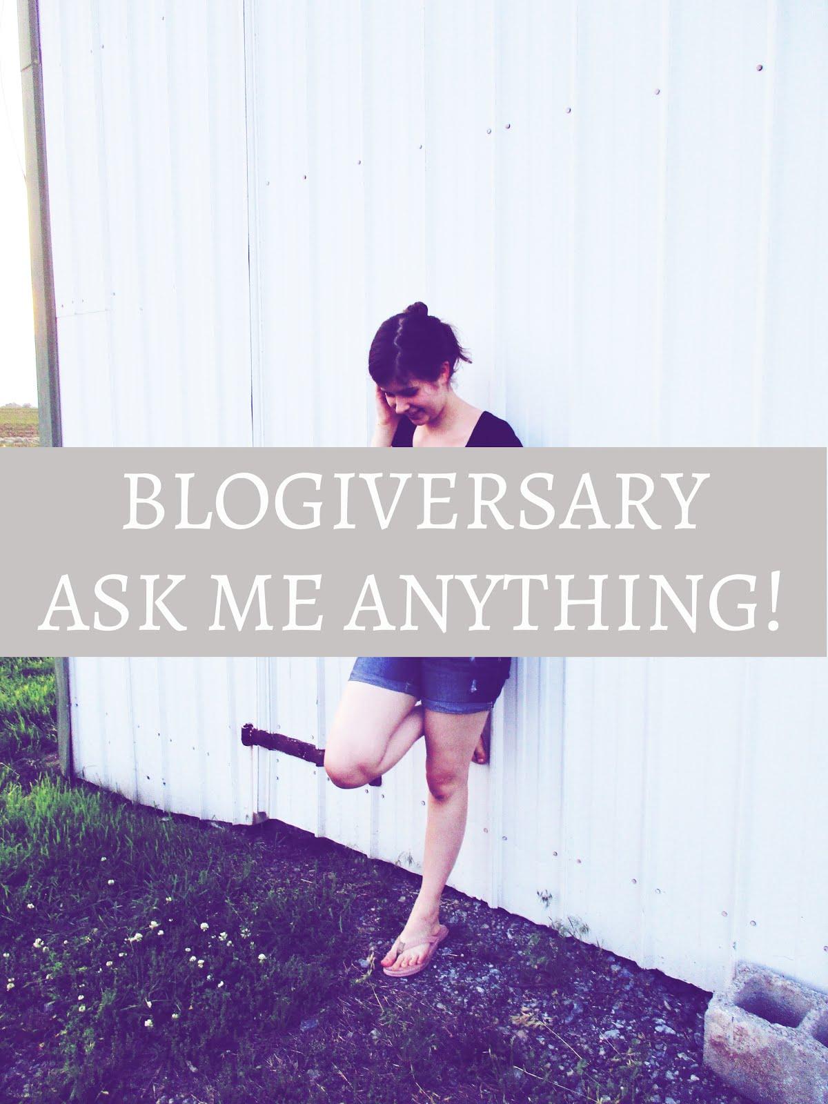 Question Me! :-P