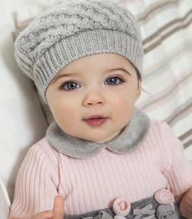 Bella sonrisa infantil