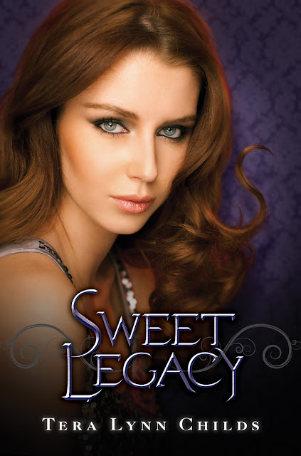 Cover Reveal: Sweet Legacy by Tera Lynn Childs