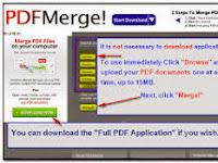 PDFMerge, Gabungkan File PDF Secara Online