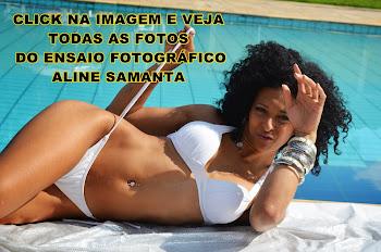 ENSAIO FOTOGRÁFICO ALINE SAMANTA