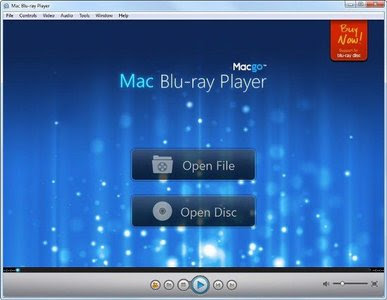 Mac Blu-ray Player for Windows 2.8.2.1183