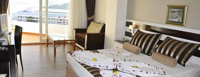 Royal Palm Resort Hotel Standart Oda