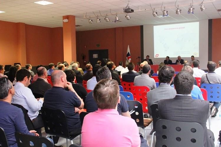 Petronor celebra la Jornada Anual de Seguridad y Medio Ambiente con las Gerencias de las Empresas Contratistas