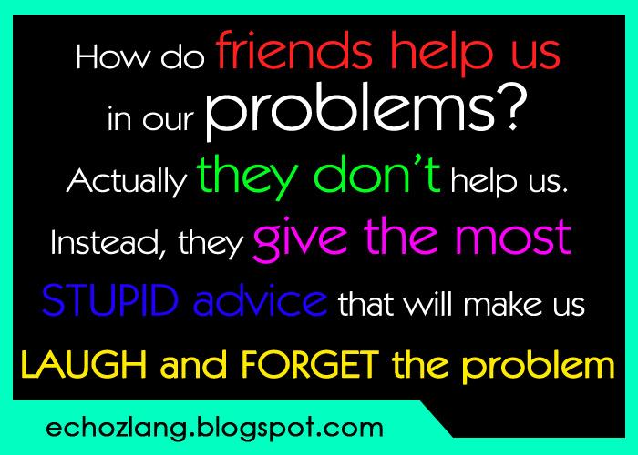 Quotes About Friendship Problems Friendship Problems Qu...