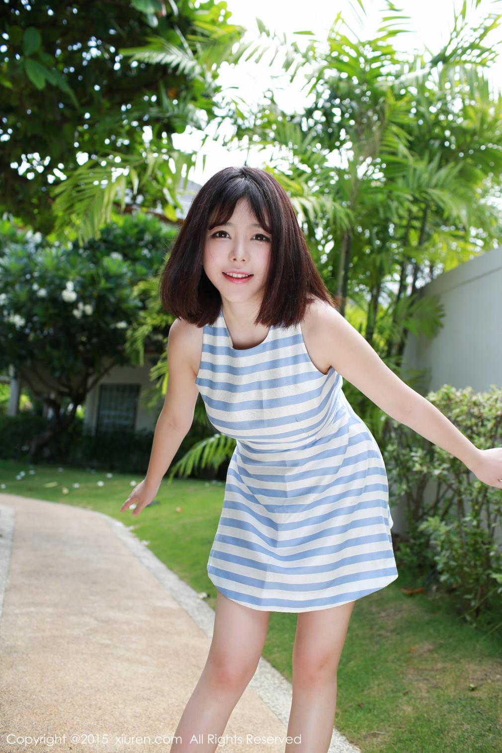 030 - XiuRen No.362 Faye