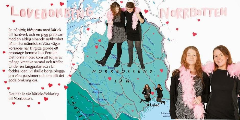 Lovebombing Norrbotten