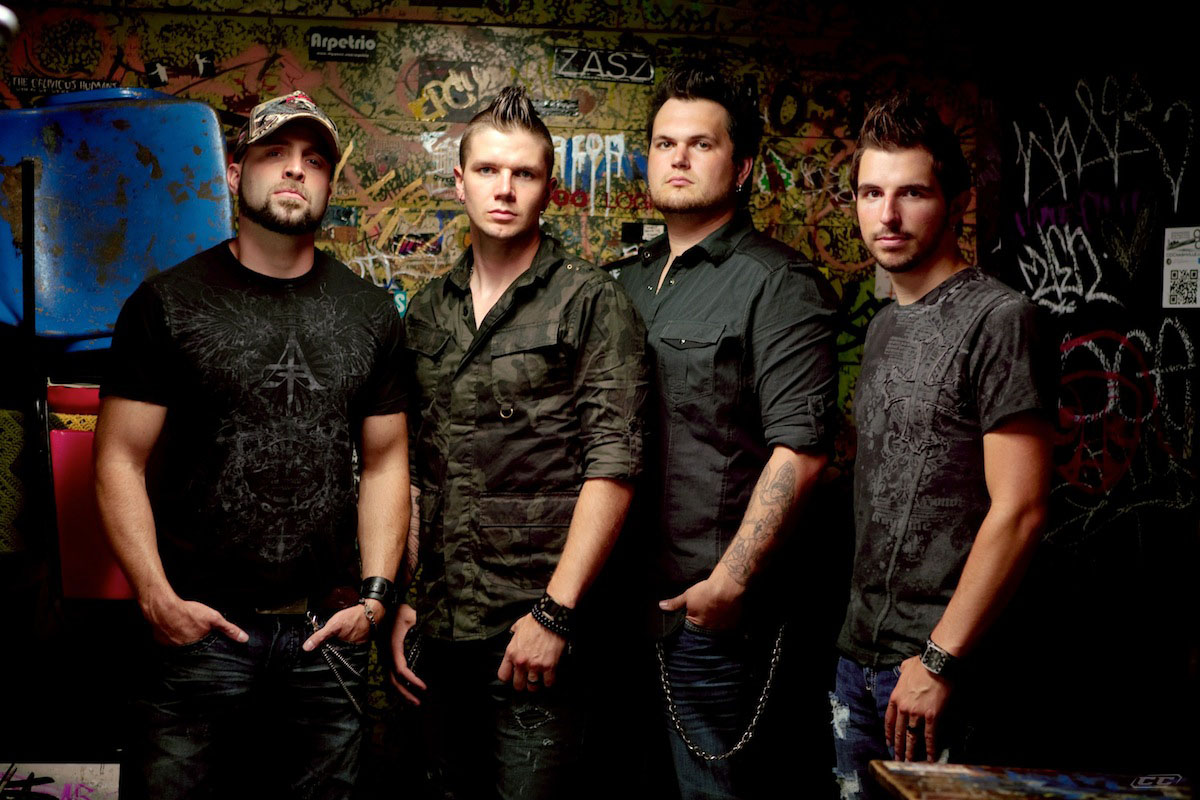 Seventh Day Slumber - Love & Worship 2013 Band Members