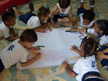 Desenho coletivo