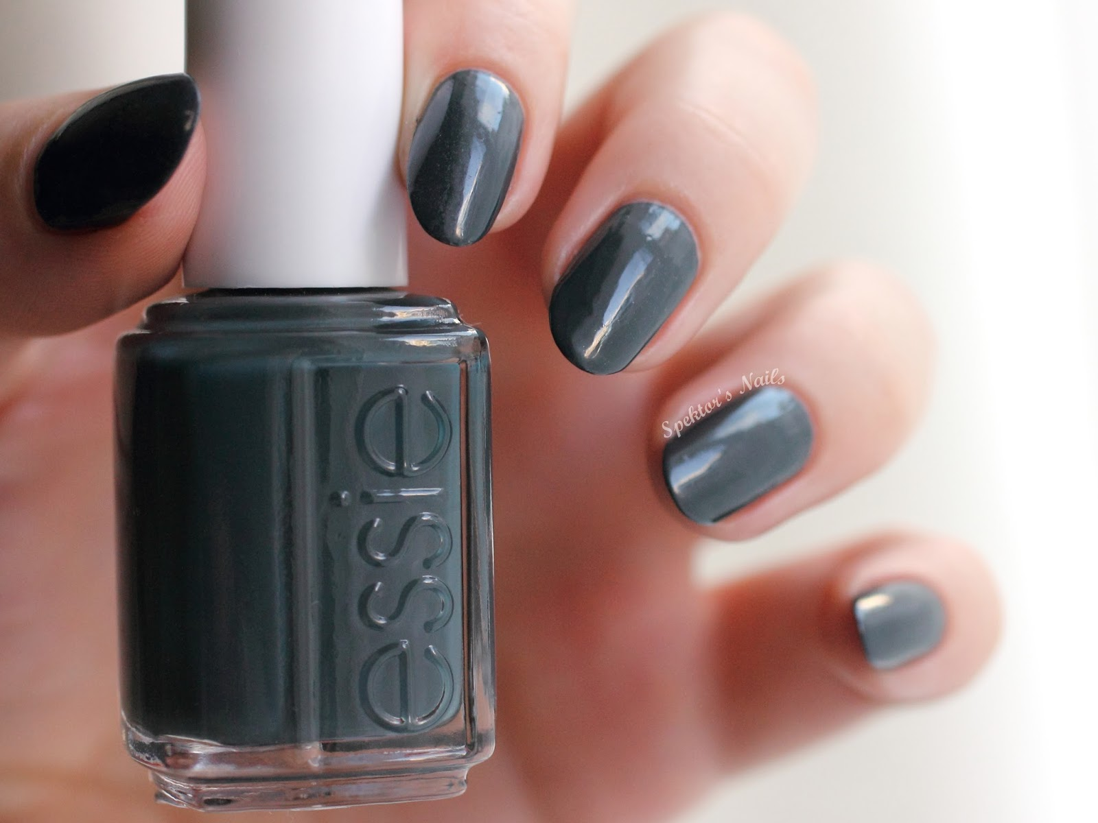 Essie Dress To Kilt (Fall 2014) - The Perfect Cover Up