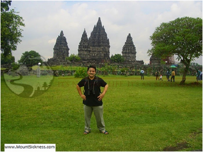 Prambanan Temple Ground