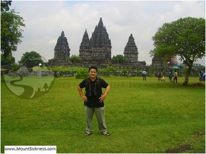 Prambanan Temple Ground