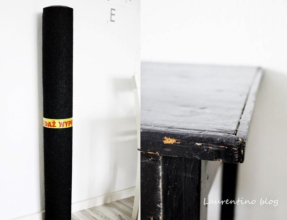 stolik i dywan