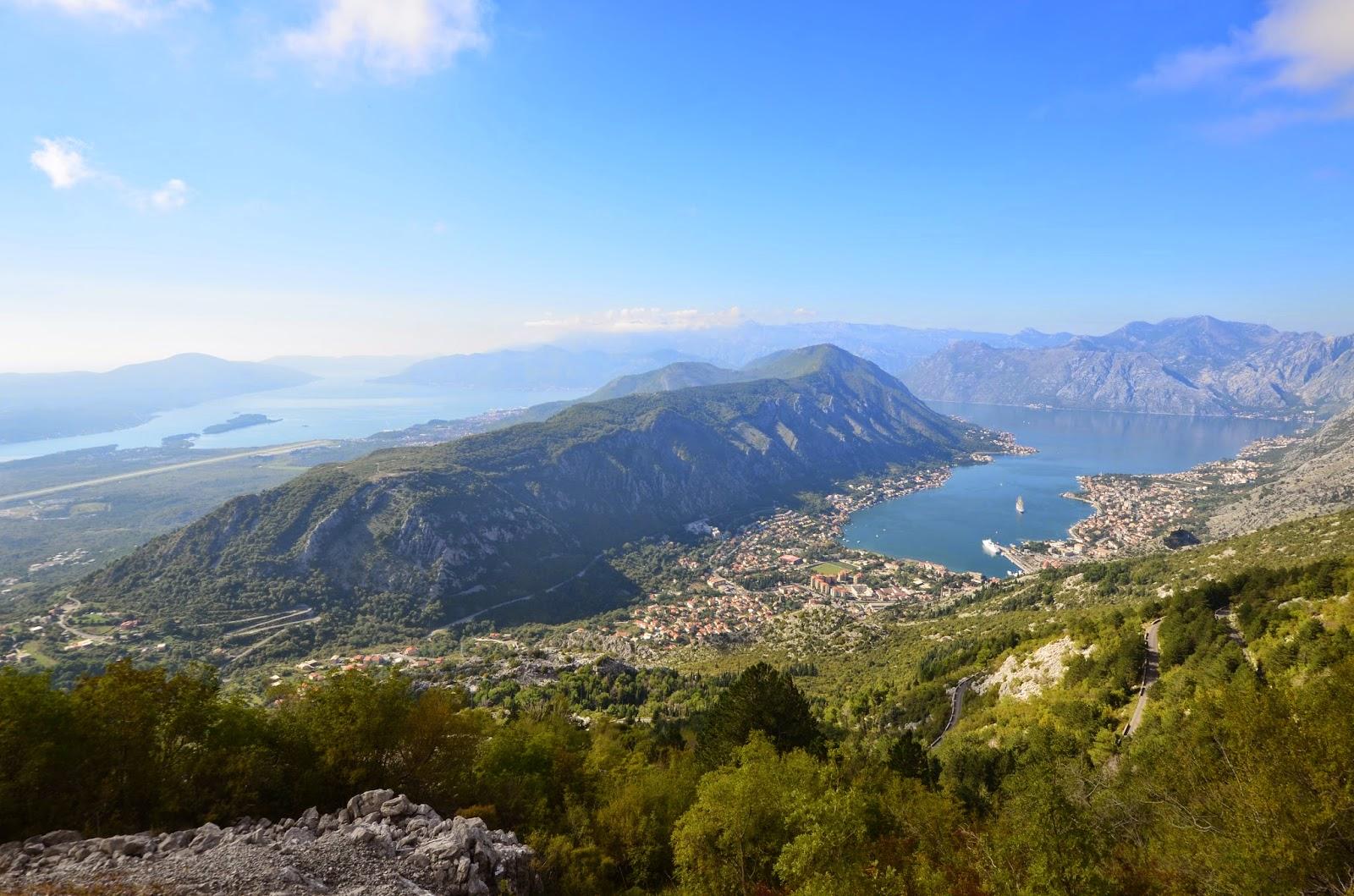 Monténégro, Bouches du Kotor, Serpentine, Ostrog, Skadar, Canoe, Sveti Stefan, Perast, Njegos, Podgorica, Budva, Cetinje
