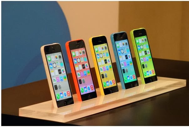 Apple iPhone 5C – 'C' Does not necessarily stand for 'Cheap'