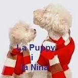 Puppy i Nina